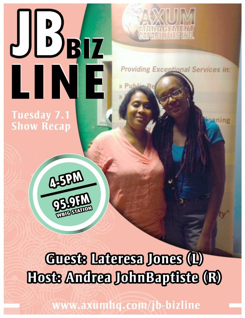 JB biz line 7-1